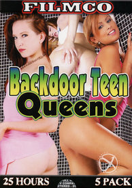 5pk 25hr Backdoor Teen Queens