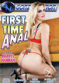 First Time Anal (disc)
