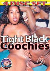 Tight Black Coochies {4 Disc Set}